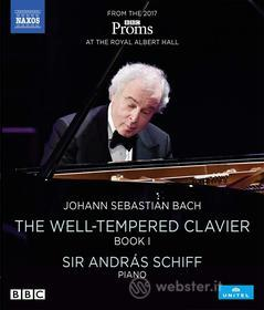 Schiff,Andras - Das Wohltemperierte Klavier, Band 1 (Blu-ray)