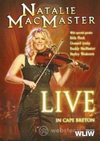 Natalie Macmaster - Live In Cape Breton