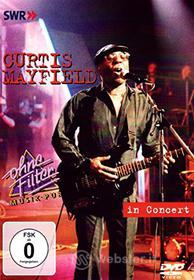 Curtis Mayfield. In Concert