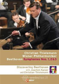 Christian Thielemann. Symphonies Nos. 1-3. Discovering Beethoven (3 Dvd)