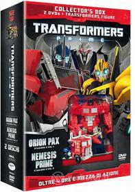 Transformers Prime. Stagione 2. Vol. 1-2 (2 Dvd)