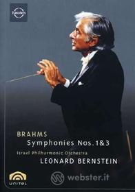Johannes Brahms. Symphonies Nos. 1 and 3