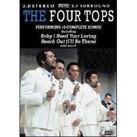The Four Tops. Performing 10 Complete Songs