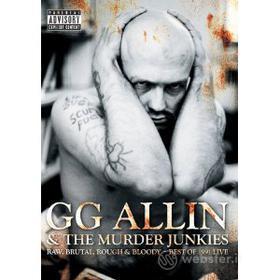 G.G. Allin. Raw, Brutal, Rough & Bloody: Best Of 1991