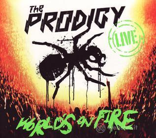 The Prodigy - Live-world's On Fire