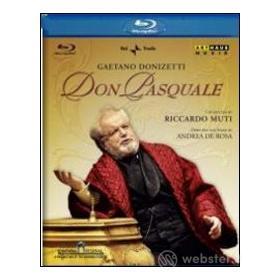 Gaetano Donizetti. Don Pasquale (Blu-ray)