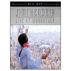 Jimi Hendrix. Live At Woodstock (Blu-ray)