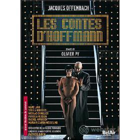 Jacques Offenbach. Les Contes d'Hoffmann. I racconti di Hoffman (2 Dvd)