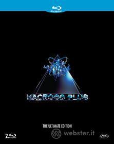 Macross Plus. The Ultimate Edition. Vol. 1 - 4 (2 Blu-ray)