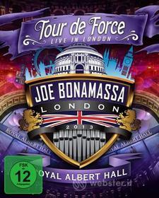 Joe Bonamassa. Tour de Force. London. Royal Albert Hall