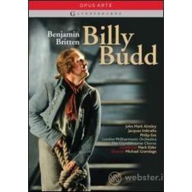 Benjamin Britten. Billy Budd (2 Dvd)