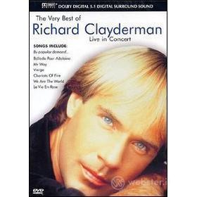 Richard Clayderman. Live in Concert