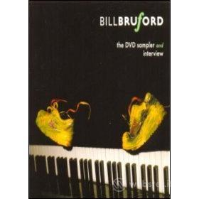 Bill Bruford. Sampler and Interview