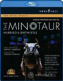 Harrison Birtwistle. Il Minotauro (Blu-ray)