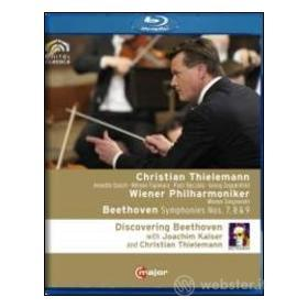 Christian Thielemann. Symphonies Nos. 7-9. Discovering Beethoven (Blu-ray)