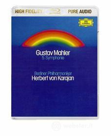 Gustav Mahler - Symphony No.5 (Blu-Ray Audio) (Blu-ray)