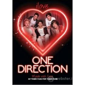 One Direction. I Love One Direction
