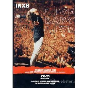Inxs. Live Baby Live, Wembley Stadium