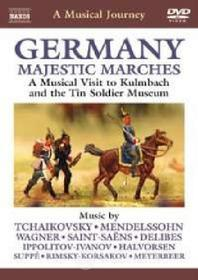 A Musical Journey. Germany. Majestic Marches