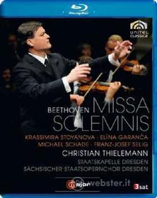 Ludwig van Beethoven. Missa Solemnis (Blu-ray)
