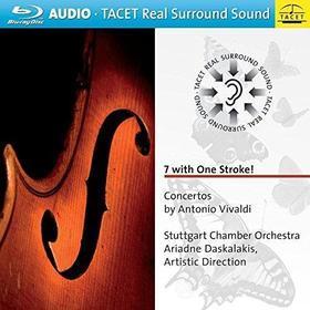 Kammerorchester Stuttgarter - 7 With One Stroke! (Blu-ray)