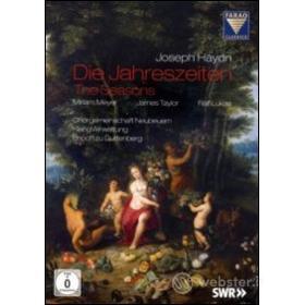 Franz Joseph Haydn. Die jahreszeiten. Le stagioni