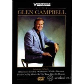 Glen Campbell. Live