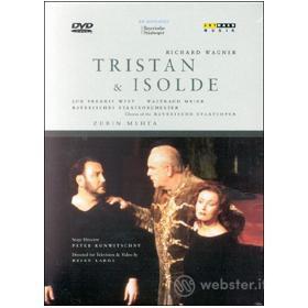 Wagner Richard. Tristano e Isotta (2 Dvd)