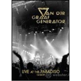Van Der Graaf Generator. Live At The Paradiso