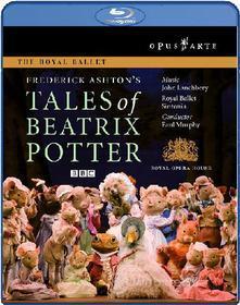 John Lanchbery. I racconti di Beatrix Potter (Blu-ray)