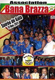 Bana Brazza Soiree de Gala 12 Nov 2011