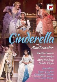 Alma Deutscher - Cinderella (Blu-ray)