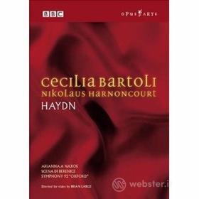 Cecilia Bartoli. Nikolaus Harnoncourt. Haydn