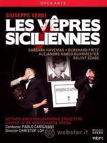 Giuseppe Verdi. Les vêpres siciliennes. I vespri siciliani (2 Dvd)