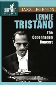 Lennie Tristano. The Copenhagen Concert