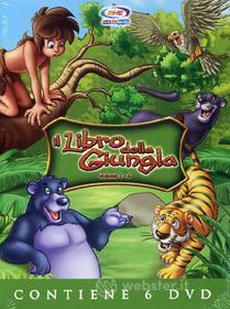 Il libro della giungla. Vol. 1 (6 Dvd)