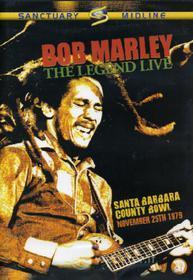 Bob Marley. The Legend Live