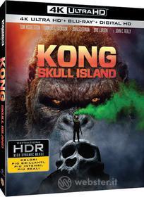 Kong: Skull Island (Blu-Ray 4K Ultra HD+Digital Copy) (Blu-ray)