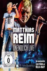 Reim, Matthias - Unendlich Live (Blu-ray)