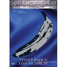 Velvet Underground. Live MCMXCIII