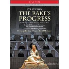 Igor Stravinsky. The Rake's Progress. La carriera di un libertino