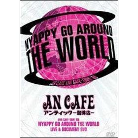 An Cafe. Happy Go Round the World (2 Dvd)