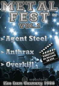 Metal Fest 1: Live From Germany 1986