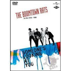 The Boomtown Rats. On Film 1976 - 1986. Somenone's Looking At You