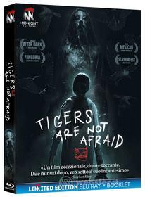Tigers Are Not Afraid (Blu-Ray+Booklet) (Blu-ray)