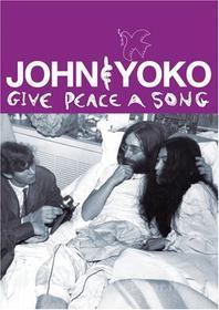 John Lennon / Yoko Ono - Give Peace A Song