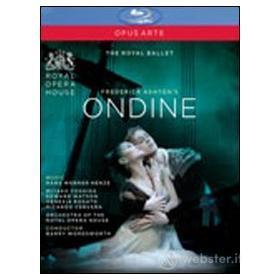 Hans Werner Henze. Ondine (Blu-ray)