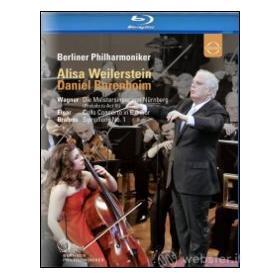 Alisa Weilerstein, Daniel Barenboim. Wagner, Elgar, Brahms (Blu-ray)