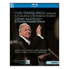 Yuri Terminakov Conducts Rachmaninov & Rimsky-Korsakov (Blu-ray)