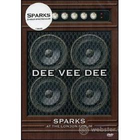 Sparks. Dee Vee Dee. Live at the London Forum